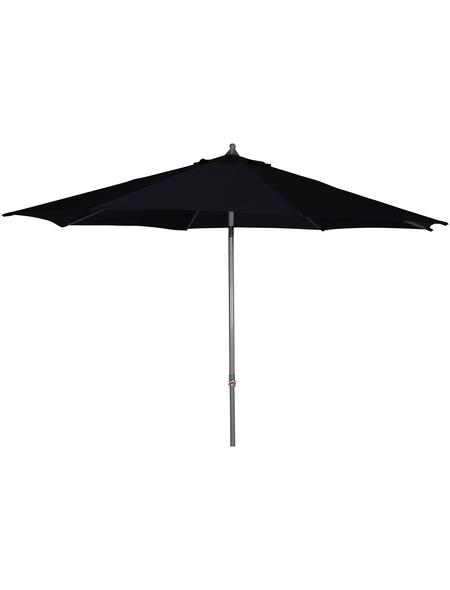 SIENA GARDEN Sonnenschirm, Breite: 292 cm, abknickbar, Sonnenschutzfaktor: 50+