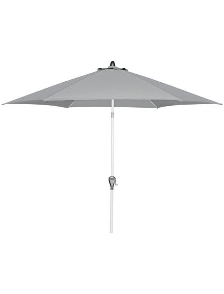 CASAYA Sonnenschirm, BxHxL: 180 x 255 x 300 cm, abknickbar, Sonnenschutzfaktor: 50+