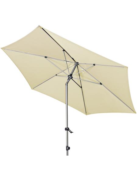 DOPPLER Sonnenschirm »Expert«, Ø: 280 cm, abknickbar, Sonnenschutzfaktor: 80+