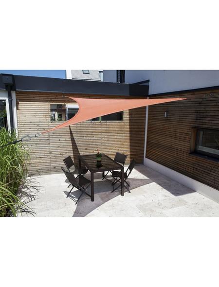 WINDHAGER Sonnensegel »Adria«, dreieckig, Breite Schirmtuch: 360 cm