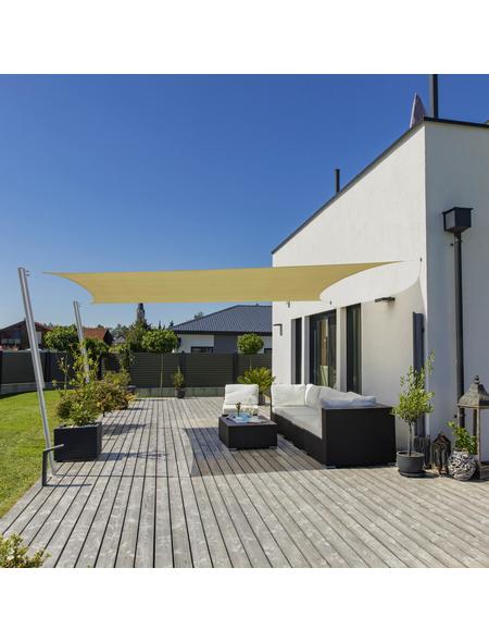 WINDHAGER Sonnensegel »CAPRI«, rechteckig, 300 x 400 cm