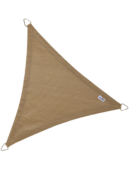 Sonnensegel, dreieckig,  Format: 360 x 360 cm