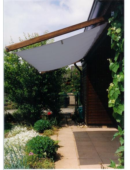 FLORACORD Sonnensegel, rechteckig, 270 x 140 cm