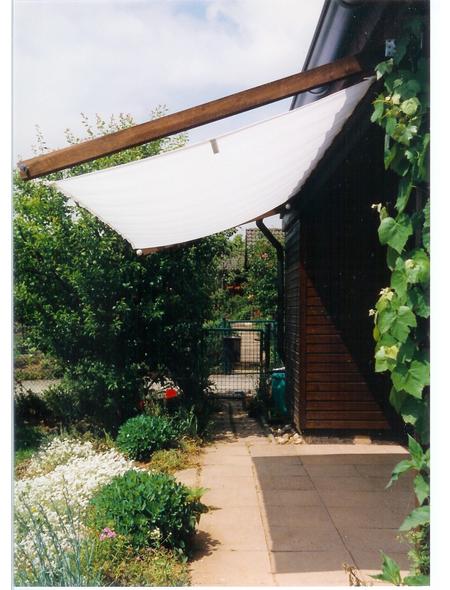 FLORACORD Sonnensegel, rechteckig, 330 x 140 cm