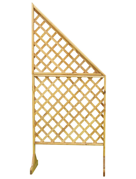 PROMADINO Spalier, BxH: 76 cm x 172 cm, honig