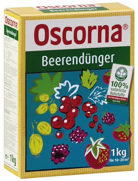 Oscorna Spezialdünger, 1 kg, für 15 m²