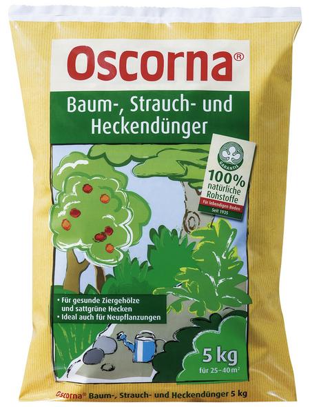 Oscorna Spezialdünger, 5 kg, für 35 m²