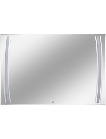 FACKELMANN Spiegel, beleuchtet, BxH: 100 x 68 cm