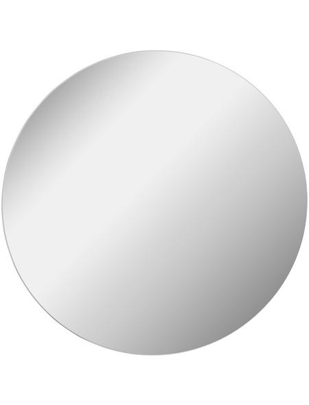 FACKELMANN Spiegelelement, B x H: 60  x  60 cm, rund