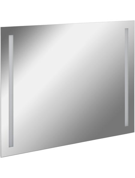 FACKELMANN Spiegelelement, beleuchtet, BxH: 100 x 75 cm