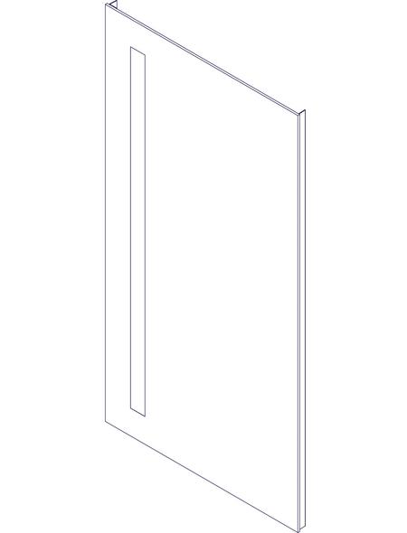 FACKELMANN Spiegelelement, beleuchtet, BxH: 40 x 75 cm