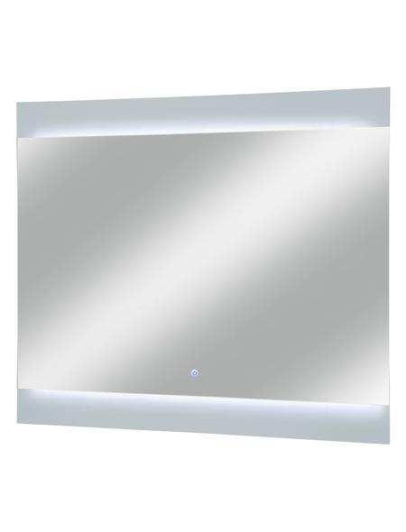 FACKELMANN Spiegelelement, beleuchtet, BxH: 80 x 73 cm