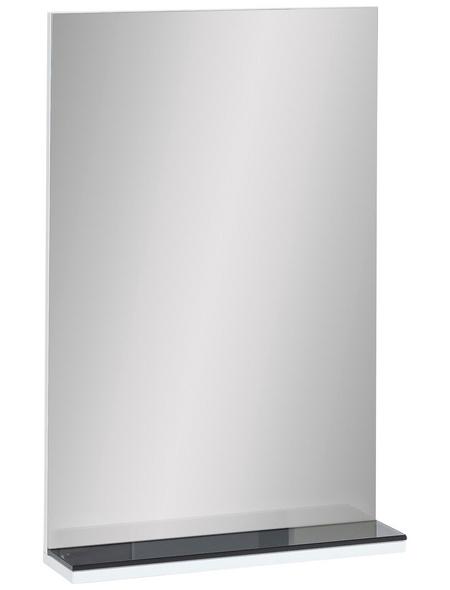 SCHILDMEYER Spiegelelement »Moris«, BxH: 50 x 77 cm, eckig