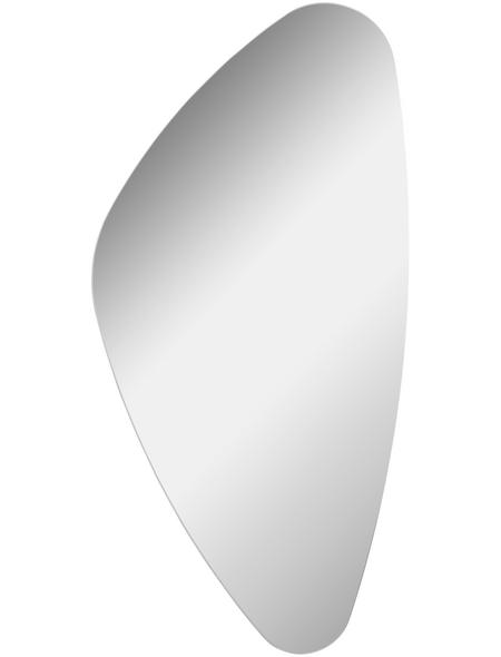 FACKELMANN Spiegelelement »Organiv« , B x H: 40,5 x 76 cm