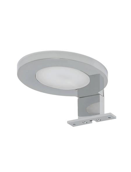 "TIGER Spiegelleuchte, ""Cursa"", ø 10 cm, chrom, LED, 4100K"