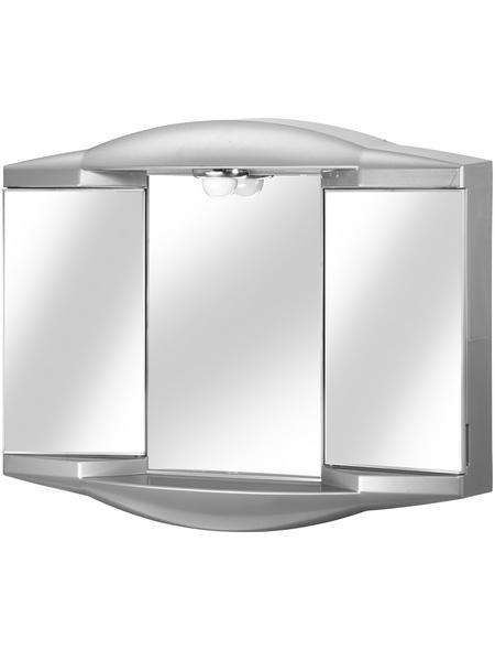 JOKEY Spiegelschrank, 2-türig, B x H: 62 x 52,6 cm
