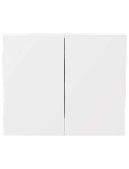 POSSEIK Spiegelschrank »Carmenta«, 2-türig, BxH: 75 x 62 cm