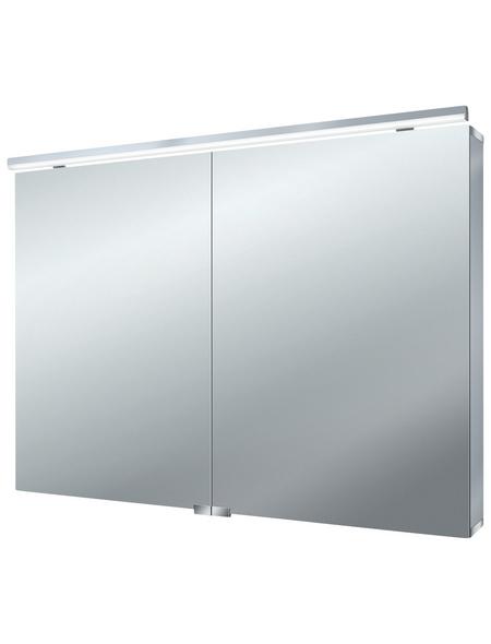 KERAMAG Spiegelschrank »Flat «, BxH: 100 x 72,8 cm