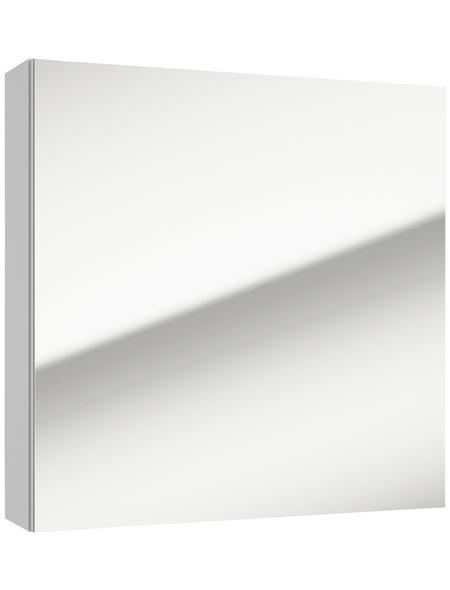 Defrans Spiegelschrank »Salsa 60«, 1-türig, BxH: 60 x 60 cm