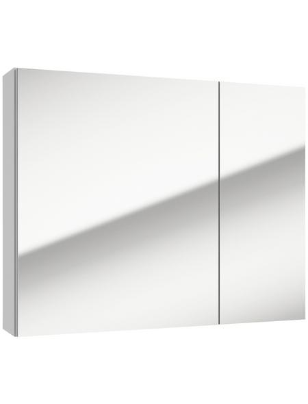 Defrans Spiegelschrank »Salsa 75«, 2-türig, BxH: 75 x 60 cm