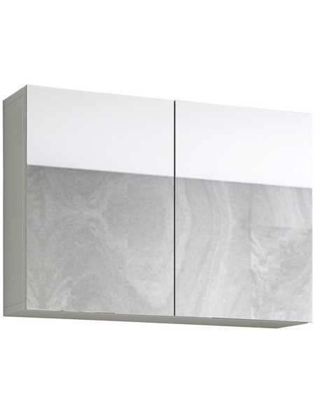 VCM Spiegelschrank »Tinosa«, 2-türig, B x H: 60 x 41,5 cm