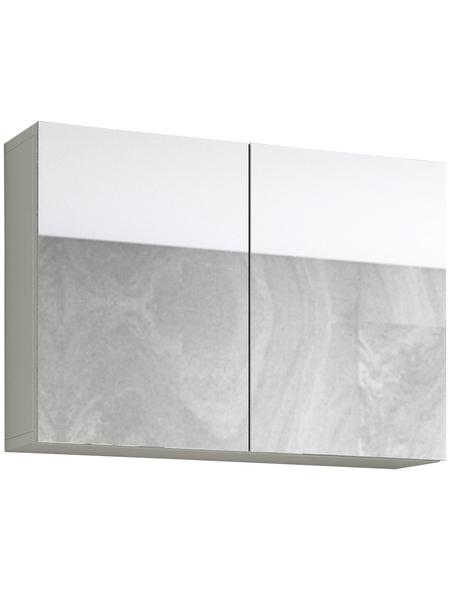 VCM Spiegelschrank »Tinosa«, 2-türig, BxH: 60 x 41,5 cm
