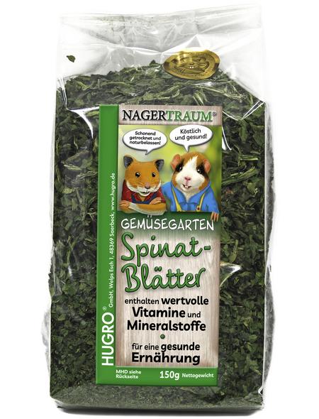 HUGRO Spinatblätter, à 150 g