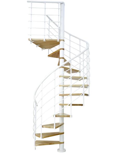 DOLLE Spindeltreppe »Oslo«, , , bis 276 cm Raumhöhe