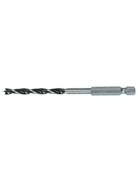 """CONNEX Spiralbohrer, 1/4""""-Sechskant, Länge 103 mm/Ø 5 mm"""