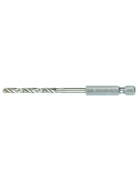 """CONNEX Spiralbohrer, 1/4""""-Sechskant, Länge 96 mm/Ø 4 mm"""