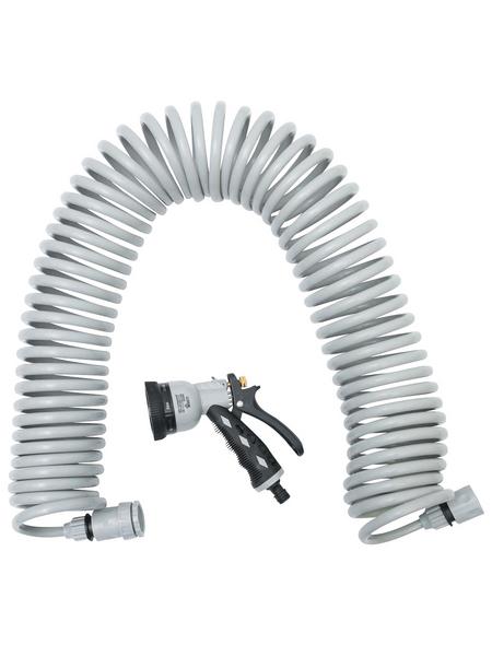 MR. GARDENER Spiralschlauch-set, Kunststoff