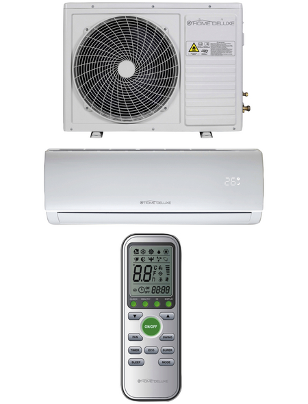 Split-Klimaanlage »Split-Klimaanlage«, 2750 W, 550 m³/h (max.)