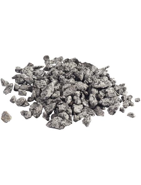 MR. GARDENER Splitt »Granitsplitt grau«, grau/grauweiss