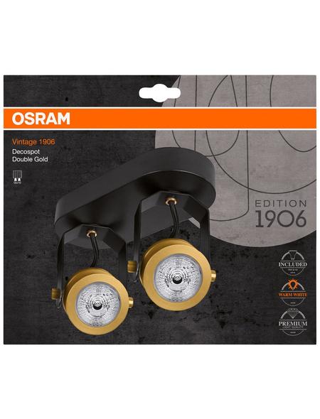 OSRAM Spot »Vintage 1906«, 6,1 w BxLxH: 11x22x15,1cm