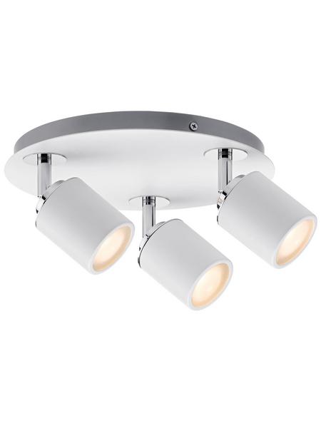 PAULMANN Spotstrahler »Tube« chromfarben/weiss 30 W, GU10, dimmbar, ohne Leuchtmittel