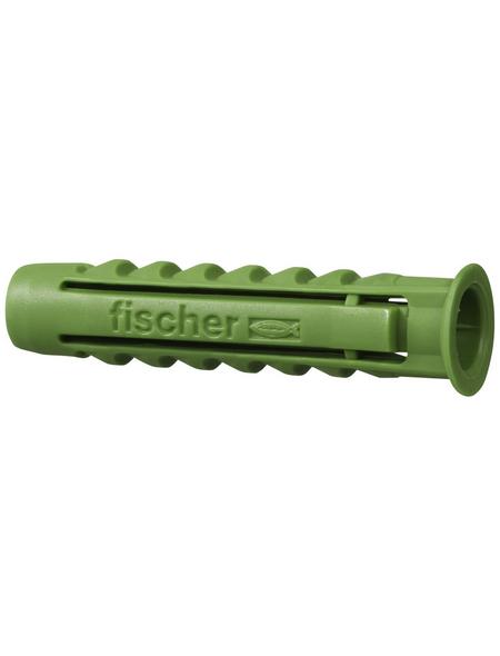 FISCHER Spreizdübel, SX GREEN, Nylon, 20 Stück, 8 x 40 mm