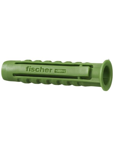 FISCHER Spreizdübel, SX GREEN, Nylon, 30 Stück, 6 x 30 mm