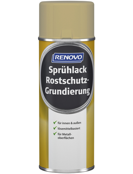 RENOVO Sprühlack, 400 ml, beige