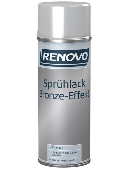 RENOVO Sprühlack, 400 ml, Bronze-Effekt