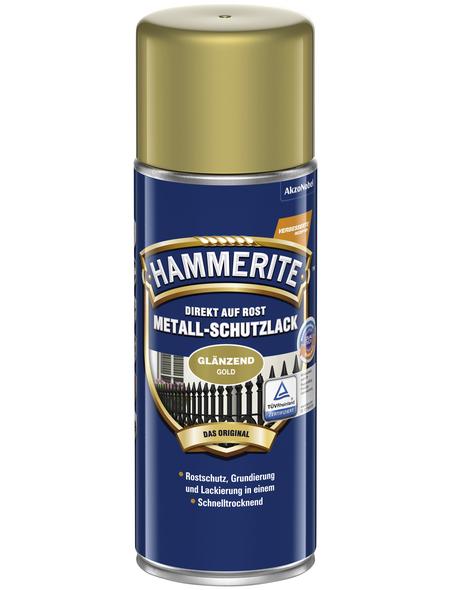HAMMERITE Sprühlack, 400 ml, gold