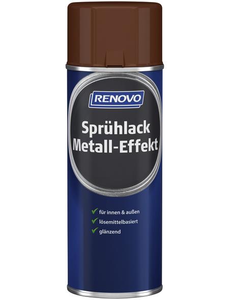 RENOVO Sprühlack, 400 ml, kupfer