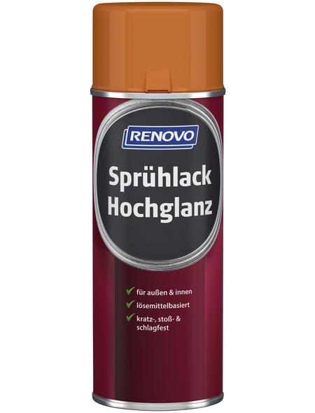 RENOVO Sprühlack, 400 ml, pastellorange