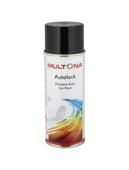 MULTONA Sprühlack, 400 ml, schwarz