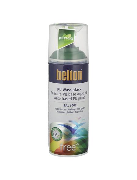 BELTON Sprühlack »Free«, 400 ml, laubgrün