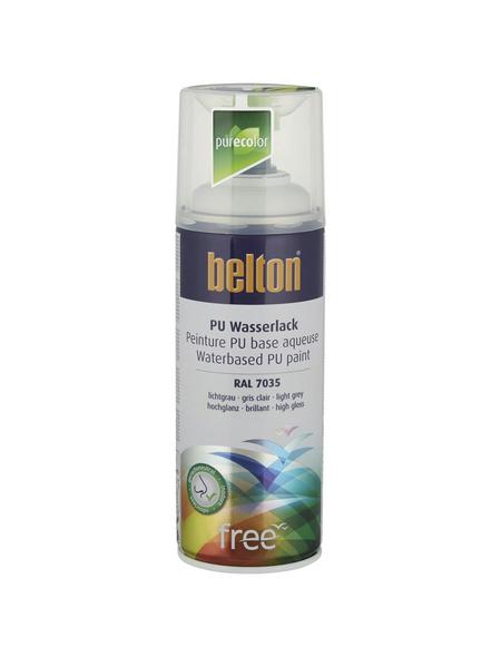 BELTON Sprühlack »Free«, 400 ml, lichtgrau