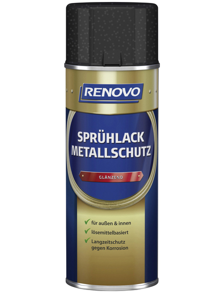 RENOVO Sprühlack , Materialbasisloesemittelbasis