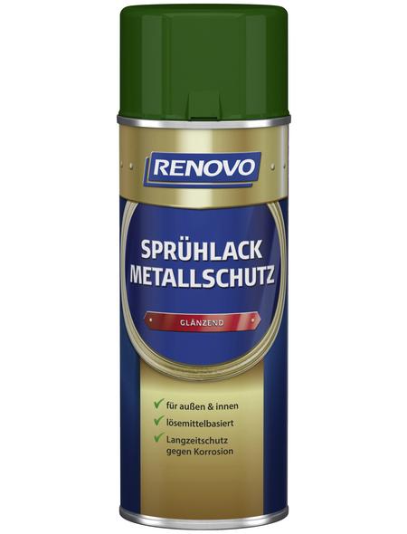 RENOVO Sprühlack »Metallschutz«, 400 ml, grün