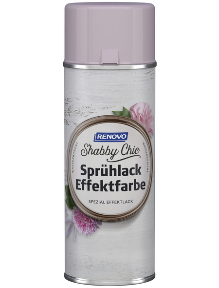 RENOVO Sprühlack »Shabby Chic«, 400 ml, romantic rose