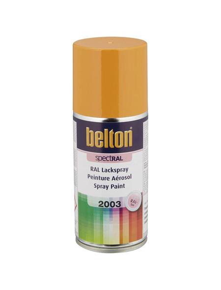BELTON Sprühlack »SpectRAL«, 150 ml, pastellorange