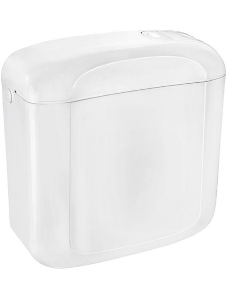 CORNAT Spülkasten, BxHxT: 400 x 410 x 160 mm, weiß